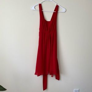 Little Red Dress Forever 21 in XS